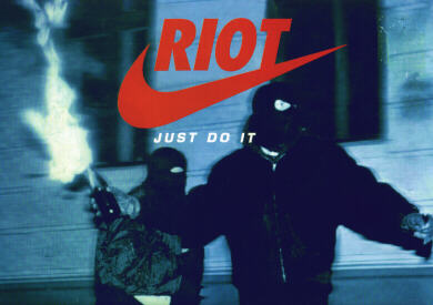 COCK SPARRER   Letra De Runnin' Riot