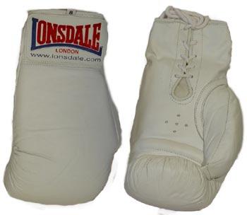 Imagen guantes de boxeo Lonsdale
